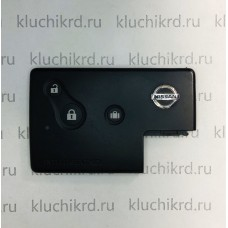 Intelligent key Nissan Teana J31 / Pressage TU31 2003-2006